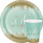 Mint to Be Bridal Shower Supplies