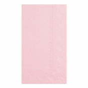 Classic Pink Hoffmaster Dinner Napkins in quantities of 125 / pkg, 8 pkgs / case