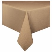 "50"" x 54"" Linen-Like Airlaid Kraft Paper Tablecloths 48 ct"