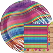 Serape Party Supplies