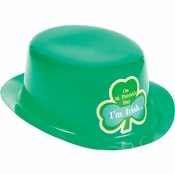 St. Patricks Day Derby Hats 12 ct