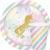 Sparkle Unicorn Party Supplies