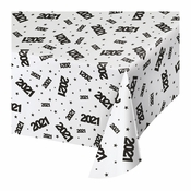 2021 Plastic Tablecloths 12 ct