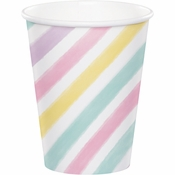 Sparkle Unicorn Cups 96 ct