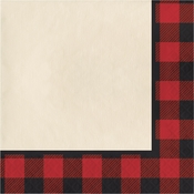 Buffalo Plaid Luncheon Napkins 192 ct