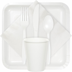 For modern appeal at budget friendly prices, shop our White tableware products from the Touch of Color collection.