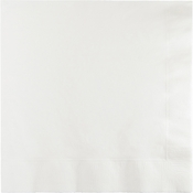 White Luncheon Napkins 3 ply 500 ct