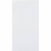 Linen-Like Select White Dinner Napkins 300 ct.
