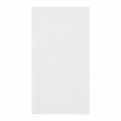 "White Linen-Like Guest Towel 12"" x 17"" in quantities of 100 / pkg, 5 pkgs / case"