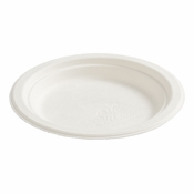 Earth Wise Tree Free 1,000 ct Heavyweight Dessert Plate sold in 8 pkgs of 125