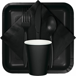 For modern appeal at budget friendly prices, shop our Black Velvet tableware products from the Touch of Color collection.