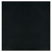 FashnPoint Black Dinner Napkins 1/4 Fold in quantities of 100 / pkg, 8 pkgs / case