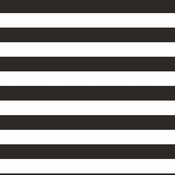 Black and White Stripe Photo Booth Backdrops 6 ct