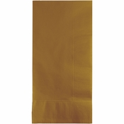 Glittering Gold 2 Ply Dinner Napkins 600 ct