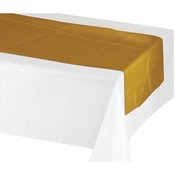 Gold Table Runner 12 ct