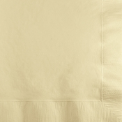 Ivory 2 Ply Beverage Napkins 1200 ct