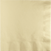 Ivory Luncheon Napkins 3 ply 500 ct