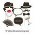 Roaring 20s Photo Booth Props 60 ct