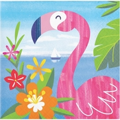 Lush Luau Beverage Napkins 192 ct