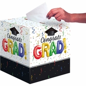 #1 Grad Card Boxes 6 ct