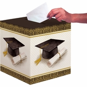 Classic Graduation Card Boxes 6 ct