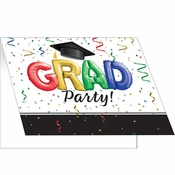 #1 Grad Invitations 75 ct