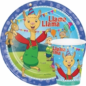 Llama Llama Party Supplies