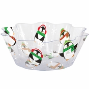 Penguin Fluted Bowls 12 ct