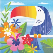Lush Luau Luncheon Napkins 192 ct