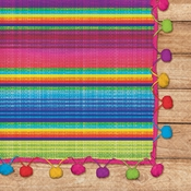 Serape Luncheon Napkins 192 ct