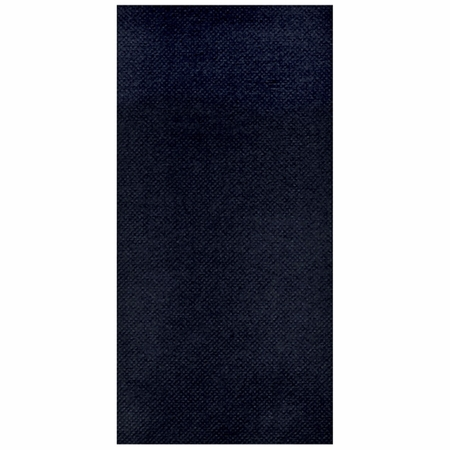 """8"""" x 4"""" FashnPoint Black Guest Towels 600 ct"""