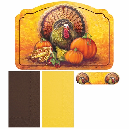 Turkey Traditions Combo Pack 750 ct