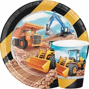 Big Dig Construction Party Supplies