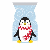 Penguin Favor Bags 144 ct