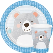 Bear Baby Shower Supplies