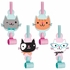 Cat Party Blowers 48 ct