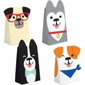 Dog Party Favor Bags 96 ct