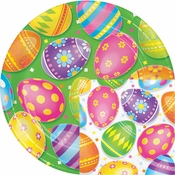 Colorful Easter Eggs Party Supplies