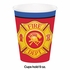 Fire Truck Cups 96 ct