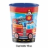 Fire Truck Favor Cups 12 ct