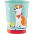 Dog Party 16 oz Favor Cups 12 ct