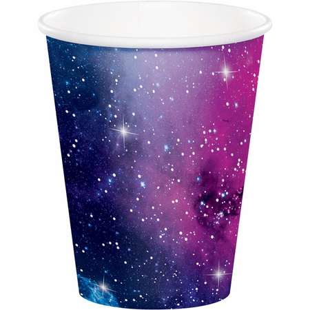 Galaxy Party Cups 96 ct