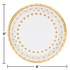 Sparkle and Shine Gold Foil Dinner Plates
