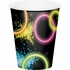 Glow Party  9 oz Hot & Cold Cups 96 ct
