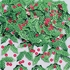 Holly & Berries Confetti 12 ct