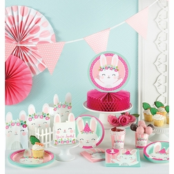 Bunny Baby Shower Supplies