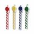 Balloon Shaped Candles 48 ct