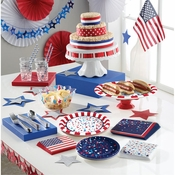 Wholesale Patriotic Party Supplies