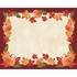 Pumpkins & Leaves Paper Placemats 144 ct