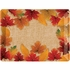 Fall Leaves Plastic Trays 12 ct